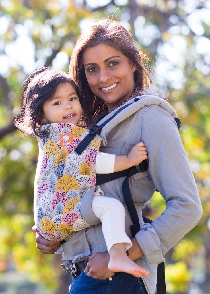 Nosidełka Shenandoah Tula dla dzieci i niemowląt